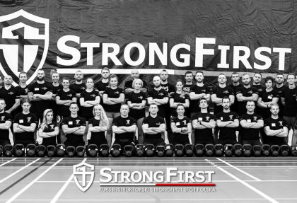 2018.05.25-27 – Kurs Instruktorski StrongFirst