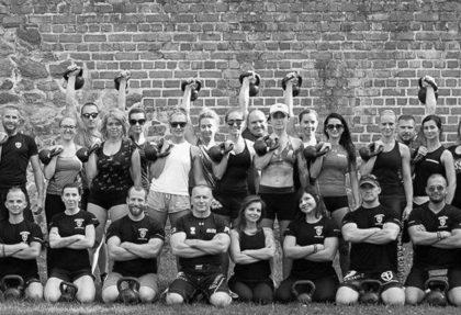 2018.07.25-29 – VI Ogólnopolski Obóz Hardstyle Kettlebell