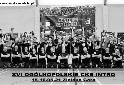 XVI CKB INTRO – 15-16.05.2021